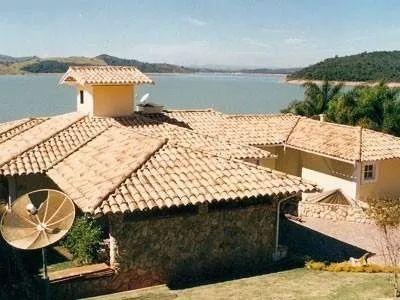 telhas portuguesas mescladas resinadas r$ 0,95 # só dezembro