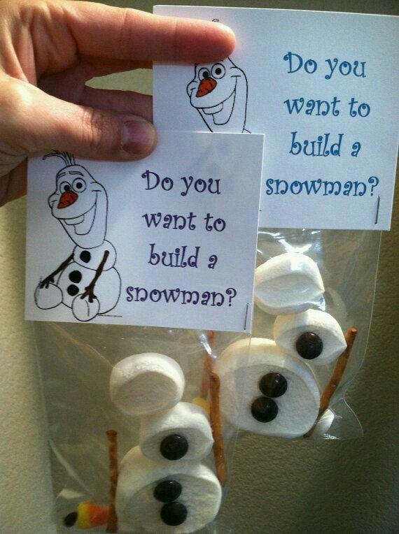 If you love Olaf like we do!