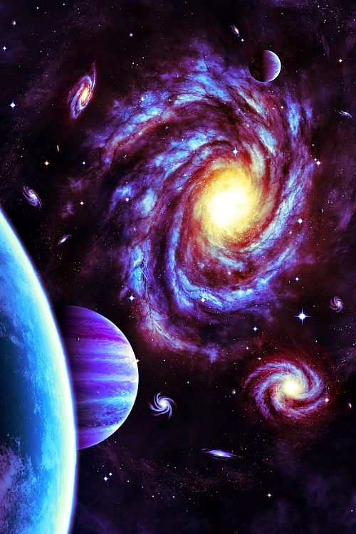 Astronomy Outer Space Universe Stars Planets Galaxies