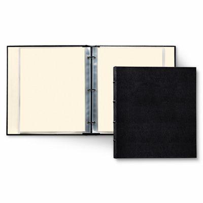 "Leather Presentation Binder (3/4"") - Gallery Leather"