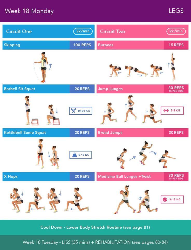 20 best bbg stronger images on pinterest kayla workout bikini bikini body guide two fandeluxe Gallery