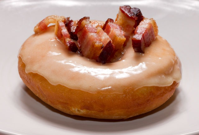maple bacon doughnuts at 2Sparrows.  I think my life might be complete.