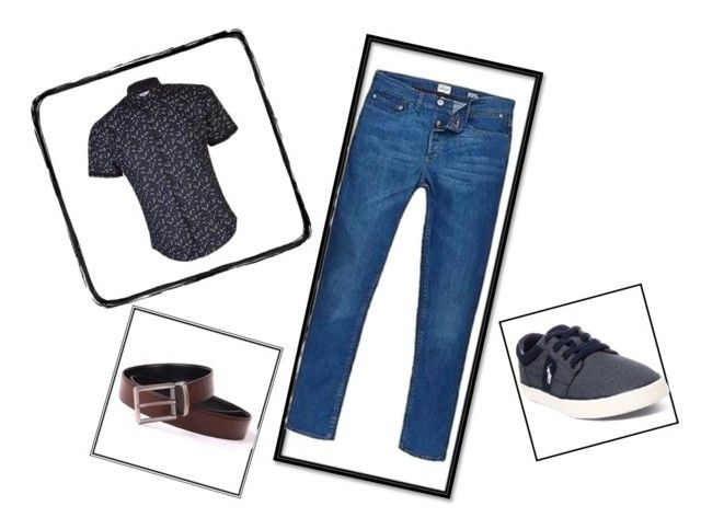 Stylebookng by stylebookng on Polyvore featuring men's fashion and menswear