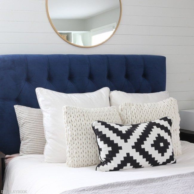 7 Decor Mistakes To Avoid In A Small Home: Best 25+ Navy Headboard Ideas On Pinterest