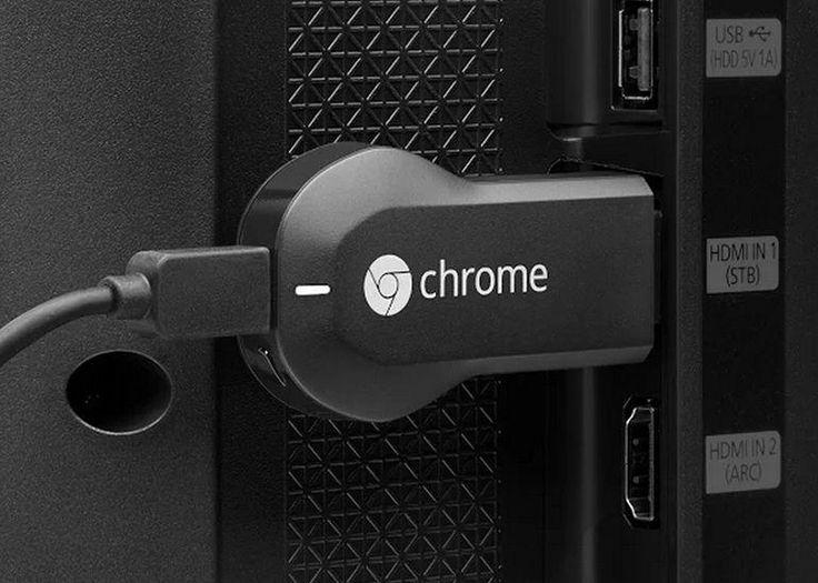 Google предлагает Ethernet-адаптер для ТВ-брелока Chromecast - Hi-Tech