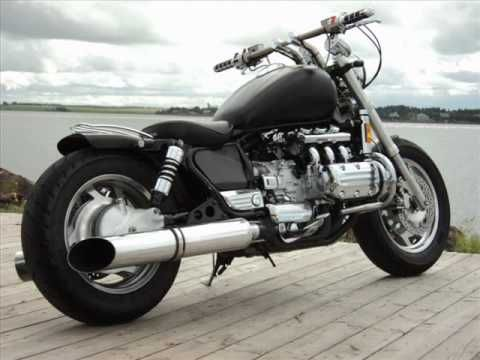 Custom Honda Valkyrie Drag Rat Bike.wmv  Very similar to what I would like to do with my Valkyrie. I have the pipes, need the handlebars and seat.  www.siennabrickroad.com