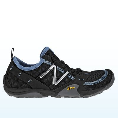 New Balance Minimus.  These are super comfy, and are a good barefoot shoe substitute if you don't like the look of the FiveFingers.