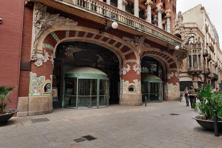 Palau de la Música / Barcelona