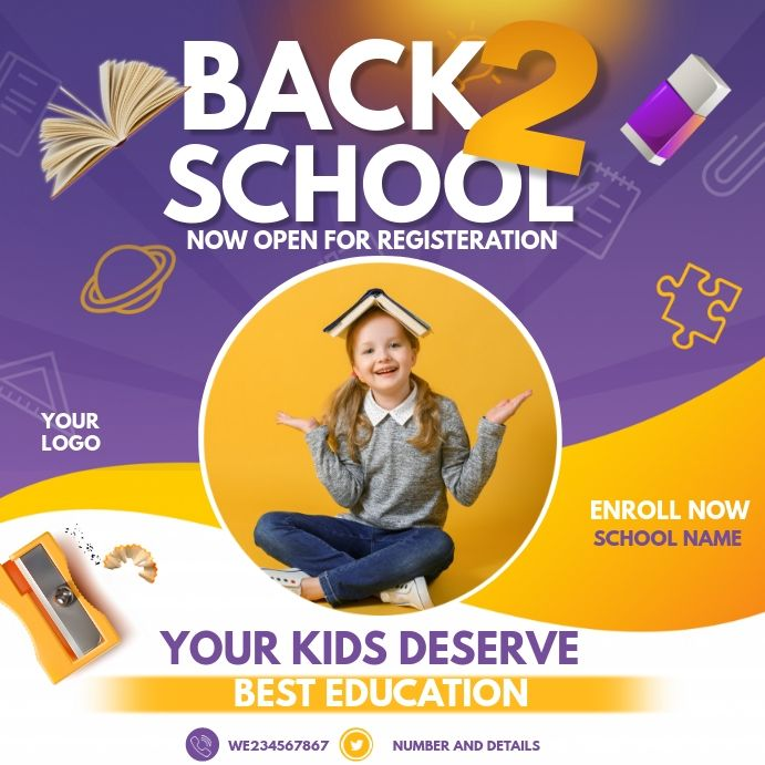 Back To School Admission
