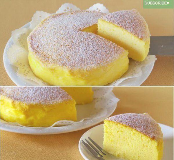 Prosty przepis robi furorę! Potrzebujesz tylko 3 składników aby zaskoczyć wszystkich przepysznym, oryginalnym ciastem.