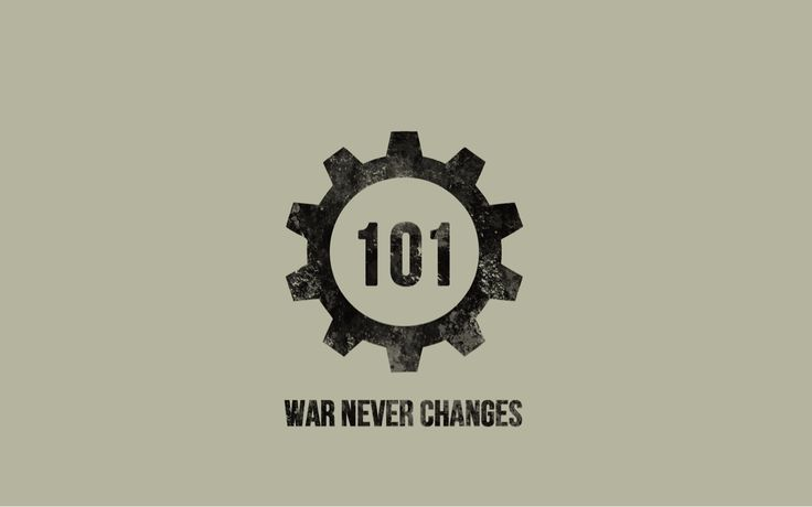Changes Vault 101 Geek