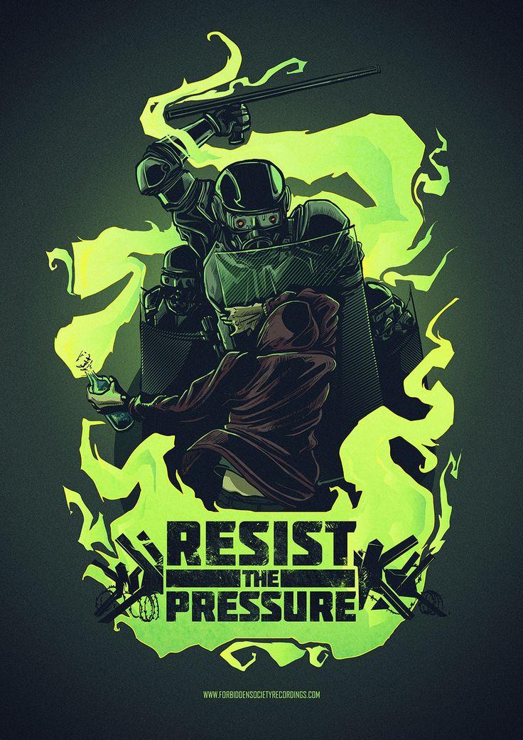 Full Artwork, designed for Poster print, tshirt & vinyl sleeve
