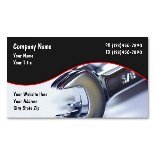 306 best automotive business card templates images on pinterest automotive business cards reheart Gallery