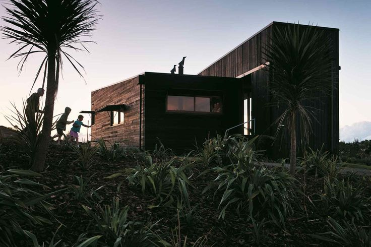 Tutukaka Holiday House, Northland, Crosson Clarke Carnachan Architects