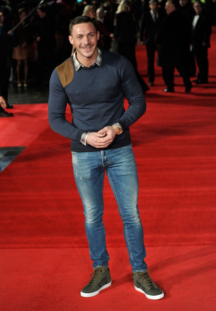 Kirk Norcross stands out in his uniform of jeans & sneakers on the ...