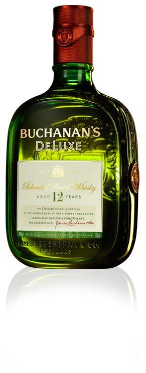 BUCHANAN'S® 12 DELUXE
