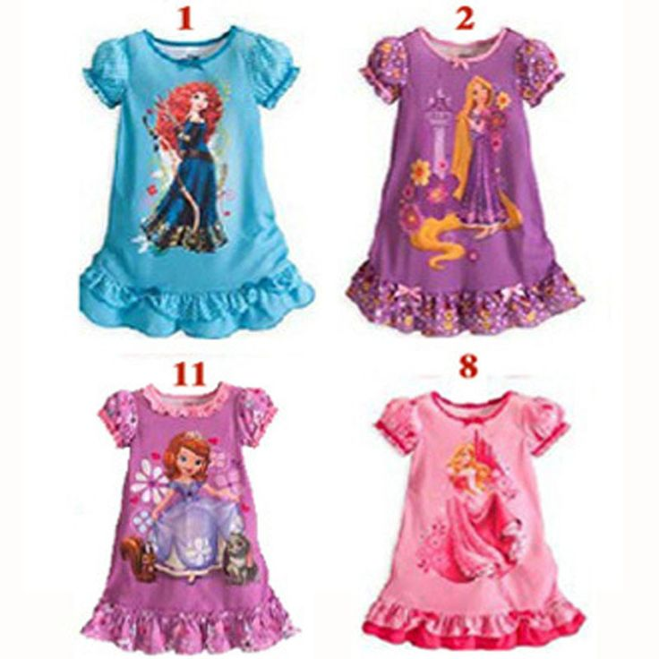 2017 summer baby girl clothes dress fashion cartoon sofia girl baby clothes dress summer Party baby clothes dress for girl kids
