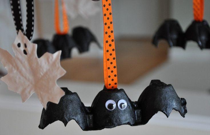 DIY-fliedermaus-Halloween-Deko-als-kreative-bastelidee-fuer-kinder