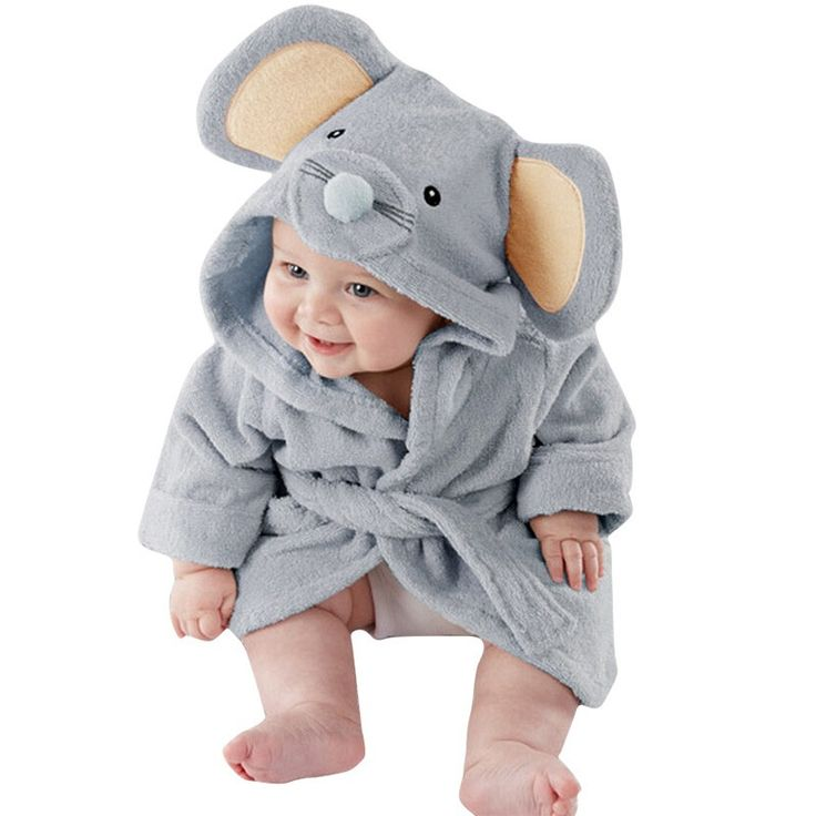$15.32// Animal Baby towel// Delivery: 1-2 weeks