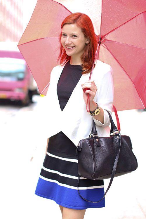 The Rain Room: Street Style Resort 2014