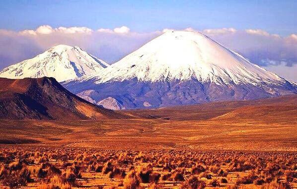Volcanes de Atacama, Norte de Chile