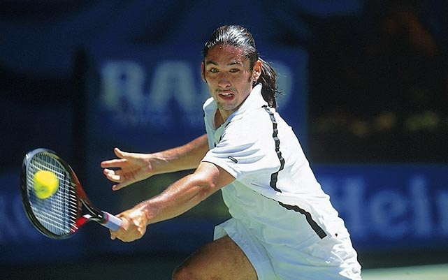 Marcelo Rios - Chile - All-Time No. 1s in Men's Tennis