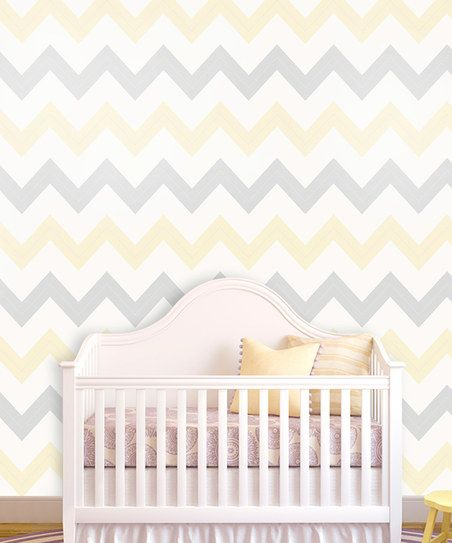 Babies' Breath Stitched Wallpaper Decal