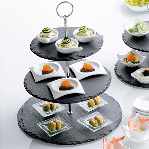 3 Tier Cupcake Food Slate Stone Stand Cake Platter Plate ... https://www.amazon.co.uk/dp/B013RM3HHK/ref=cm_sw_r_pi_dp_x_x8-8xb7SDNB72
