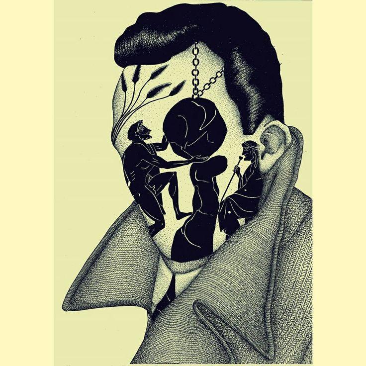Albert Camus - The Myth of Sisyphus #albertcamus #camus #greek #sisyphus…