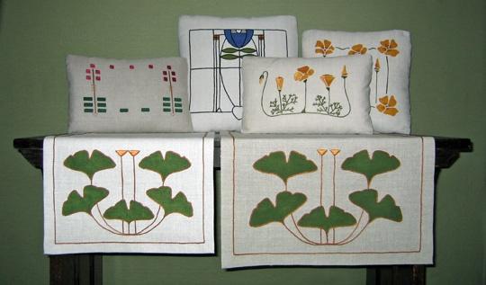 Arts & Crafts Period Textiles