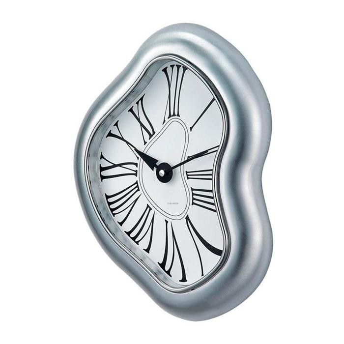 Sidra Melted Clock