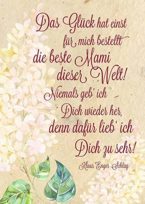 Muttertagsgedichte Download kostenlos