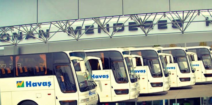 Quels moyens de transport emprunter depuis l'aéroport Atatürkà #Istanbul? La réponse ici ;)
