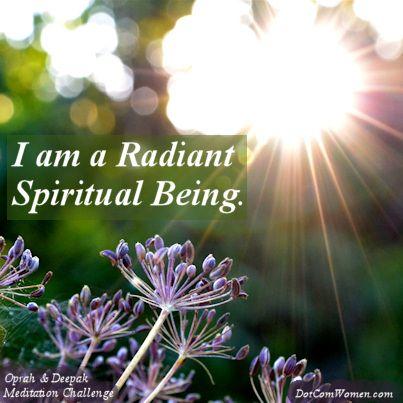 Who Am I? – Oprah & Deepak Meditation Challenge Day 2
