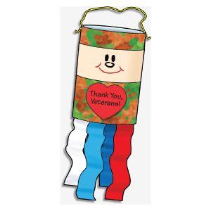 Holiday Craft: Veterans Day