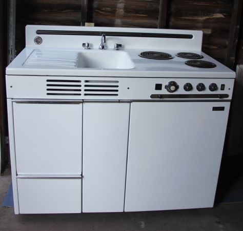 Nice All In One Kitchen Unit By Dwyer