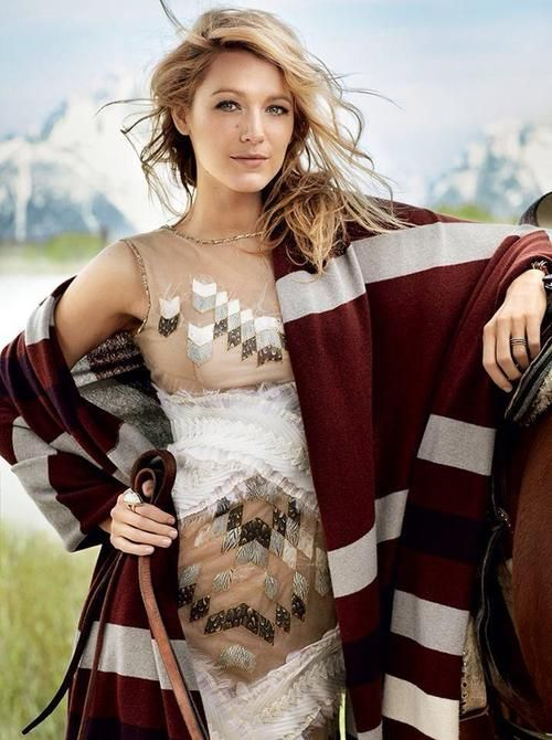 Blake Lively Nylon Us