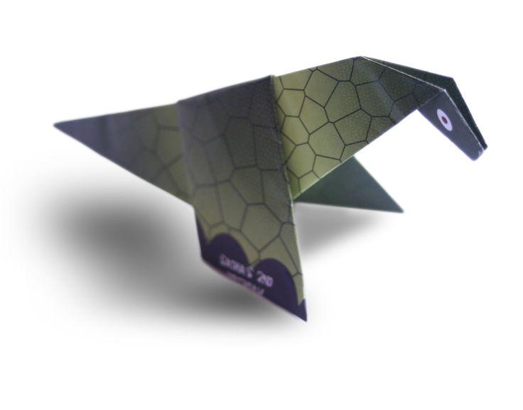 Origami Invite