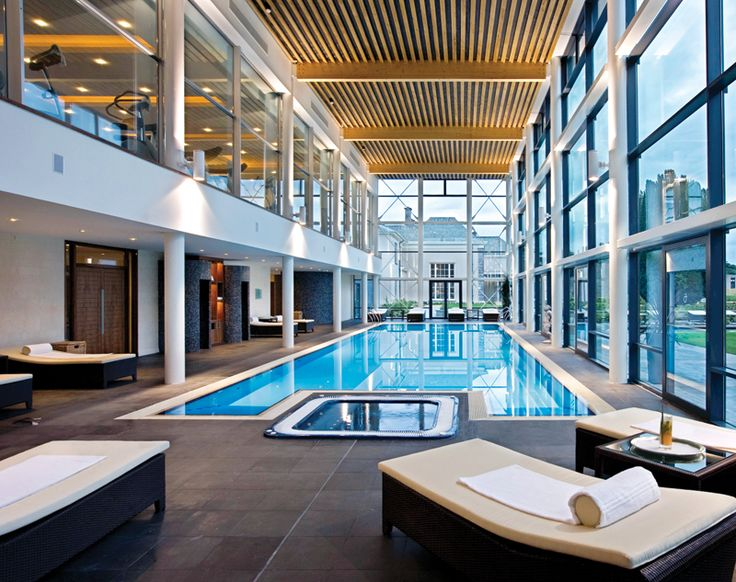 Luxury indoor pools google search swimingpool - Cheap hotels in ireland with swimming pool ...