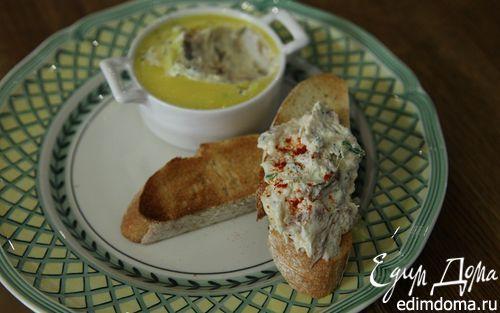 Паштет из копченой скумбрии   Кулинарные рецепты от «Едим дома!»