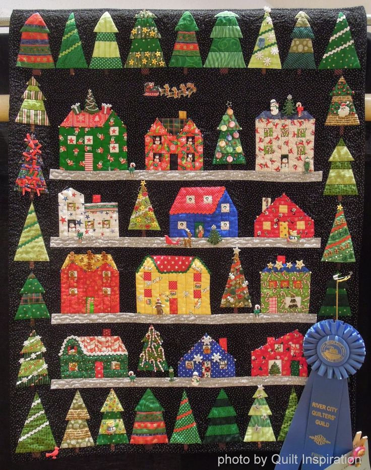 17 Best images about row quilts on Pinterest | Shops, Quilt and ... : snow quilts - Adamdwight.com