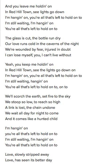 Red Hill Mining Town- U2