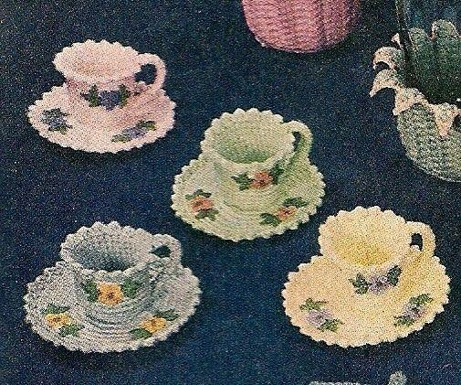 7 Best Vintage Crochet Patterns Images On Pinterest Vintage