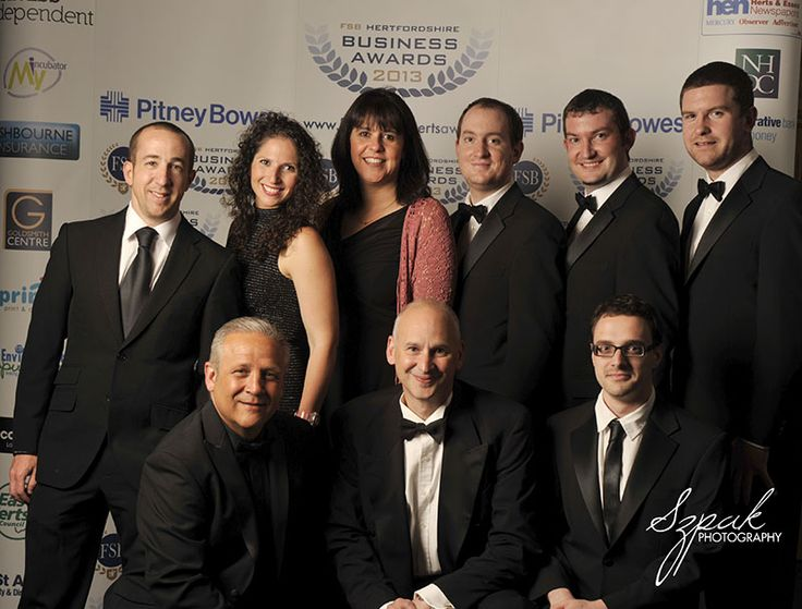 FSB Awards, some of our team!