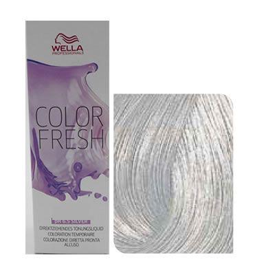 Wella - Baño de color COLOR FRESH 8/81 Rubio Claro Perla Ceniza 75 ml