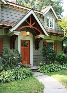 17 best ideas about cape cod exterior on pinterest for Craftsman cape cod