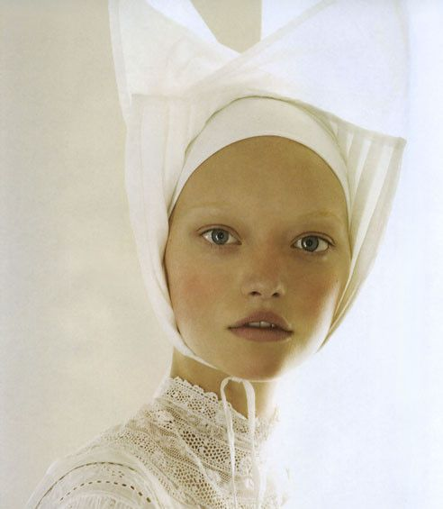 by Steven Meisel for Vogue Italia March 2006