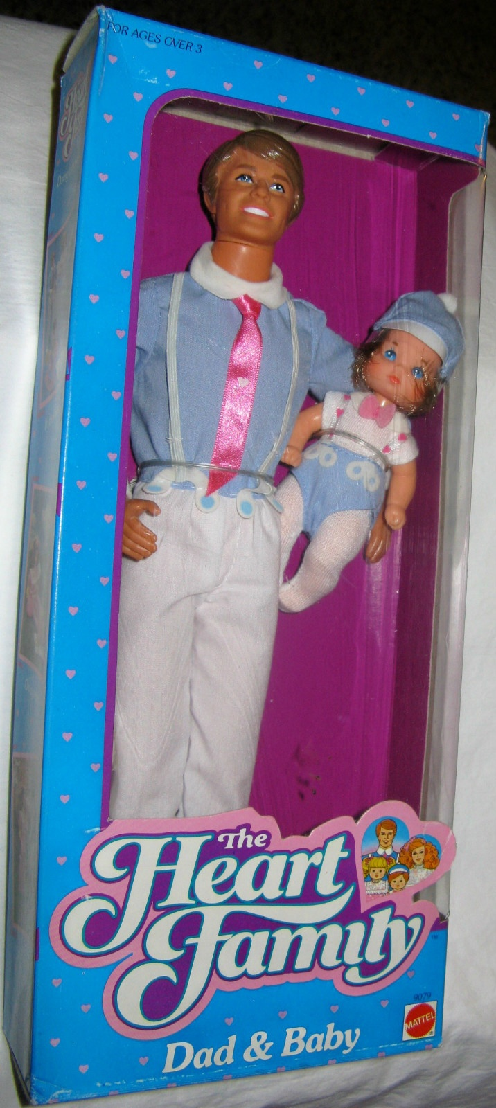 1984 Vtg The Heart Family Dad and Boy Barbie Doll   I still have mine. 17 Best ideas about Boy Barbie Dolls on Pinterest   Barbies dolls