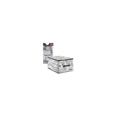VALIANT Кофр для хранения, большой, 60*50*35 см, EXPEDITION, Valiant  — 450р.  Кофр для хранения, большой, 60*50*35 см, EXPEDITION, Valiant (Валиант) – это идеальное решение для хранения вещей. Мягкий кофр для хранения EXPEDITION от Valiant (Валиант) изготовлен из высококачественного нетканого материала, который обеспечивает естественную вентиляцию, позволяя воздуху проникать внутрь, но не пропускает пыль. Кофр снабжен прозрачной вставкой, что позволяет легко просматривать содержимое…