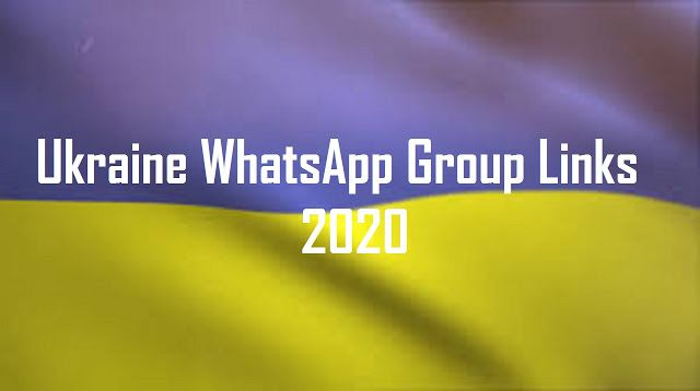 Ukraine Whatsapp Group Group